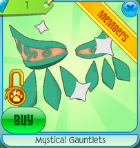 MysticalGauntlets