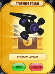 Phantom Amulet