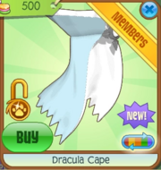 The Good Drac Cape