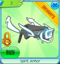SpiritArmor