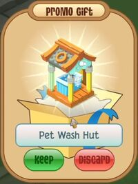 Pet Wash Hut