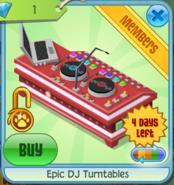 Epic-DJ-Turntables-Red