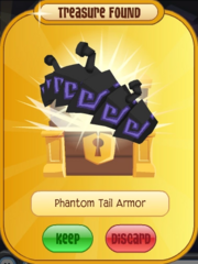 Phantom Tail Armor