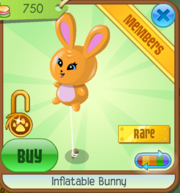Inflatable Bunny3