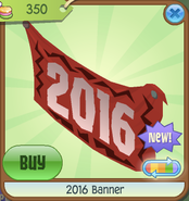 Red 2016 banner