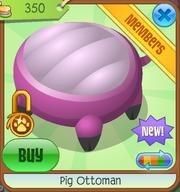 Shop Pig-Ottoman Pink