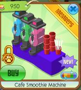 Cafe smoothie machine 7