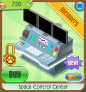 Shop Space-Control-Center White