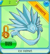 IceHelmet