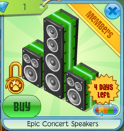 Epic-Concert-Speakers-Green