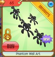 Phantom Wall Art