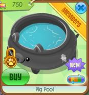 PigPool Black(7)