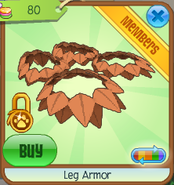 Leg armor5
