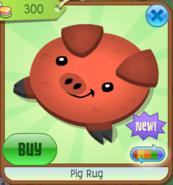 PigRug Red(2)