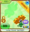 Cloverspotlight