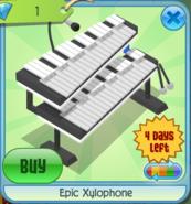 Epic-Xylophone-White