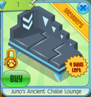 Junos Ancient Chaise Lounge