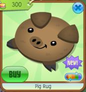 PigRug Brown(10)