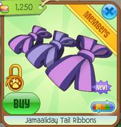 Jamaaliday Tail Ribbons2