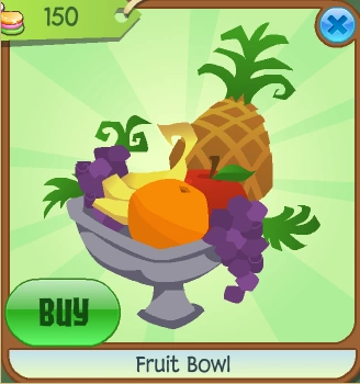 Fruit Bowl Animal Jam Item Worth Wiki Fandom Powered By Wikia