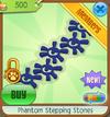 Phantomstepstones