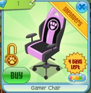 Gamerchairpink