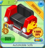 Automobile Sofa Default