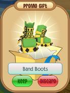 BandBoots