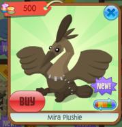 Miraplushbrown