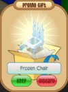 Promo-Gift Frozen-Chair