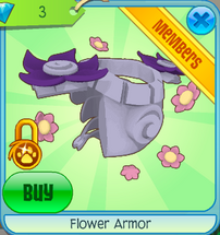 FlowerArmorB