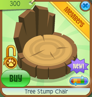 Shop Tree-Stump-Chair