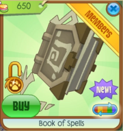 Tan Book of Spells