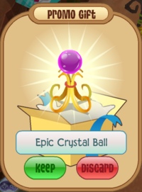 Epic Crystal Ball