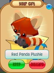 RedPandaPlushie