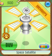 Shop Space-Satellite White