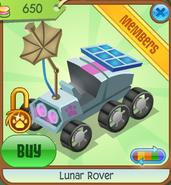 Lunar-Rover Pink Shop