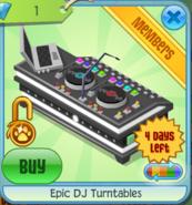 Epic-DJ-Turntables-White