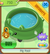 PigPool Green(3)