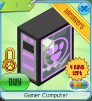 Gamercomputerpurple