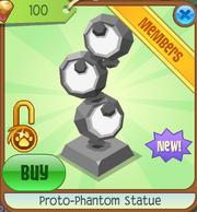 Proto-Phantom-Statue Shop