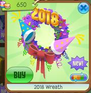 2018Wreath