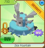 Mystery-Emporium Zios-Fountain