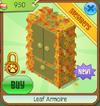 Leaf Armoire
