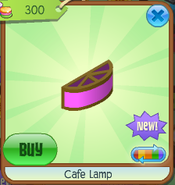 Cafe lamp 4