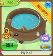 PigPool Brown(10)