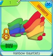 RainbowGauntlets