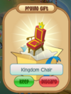 Kingdom chair