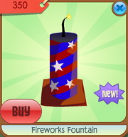 Fireworks-Fountain Store