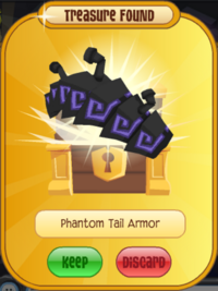 Phantom-Tail-Armor
